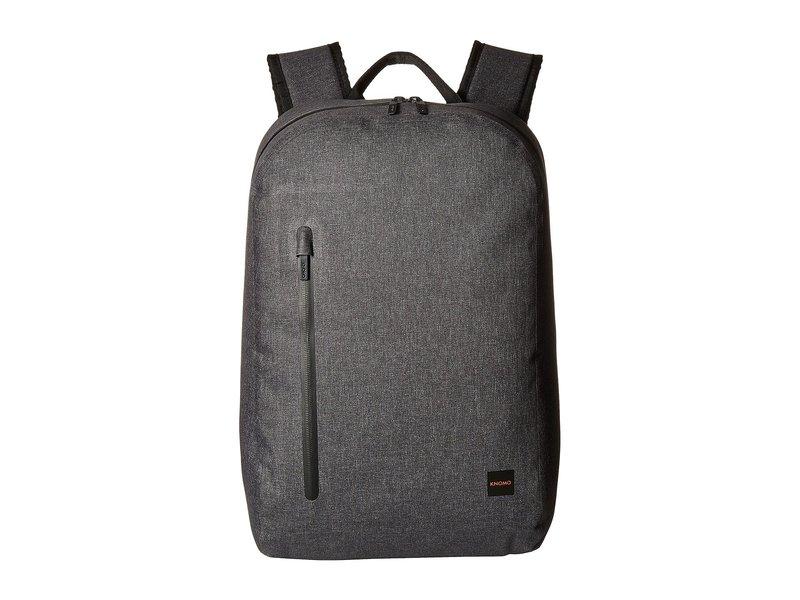 クノモ メンズ バックパック・リュックサック バッグ Thames Harpsden Backpack Grey