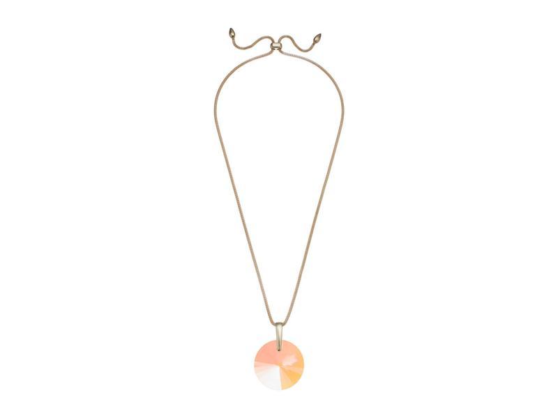 ケンドラスコット レディース ネックレス・チョーカー・ペンダントトップ アクセサリー Jolie Long Pendant Necklace Gold Dichroic G