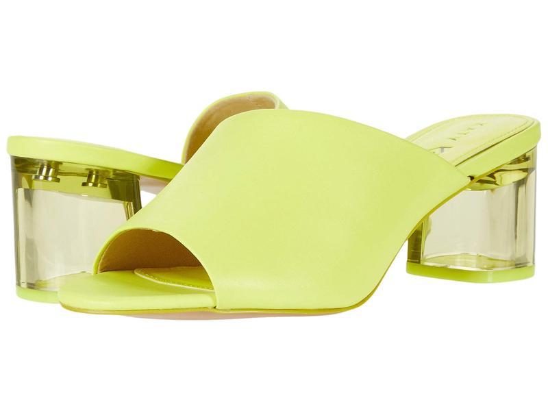 ケイティ ペリー レディース ヒール シューズ The Landen Neon Yellow
