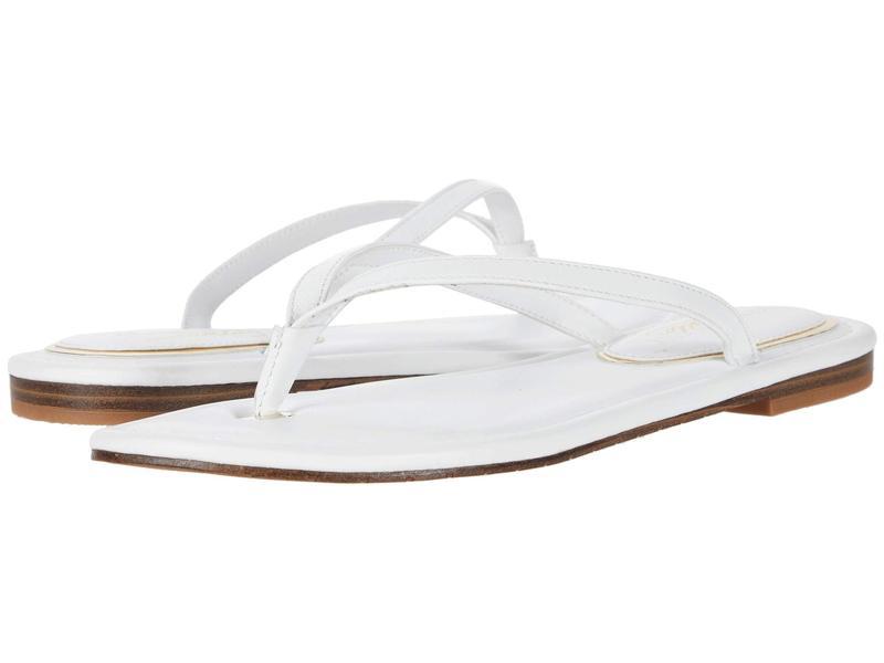 ケネスコール レディース サンダル シューズ Mello Flip-Flop White