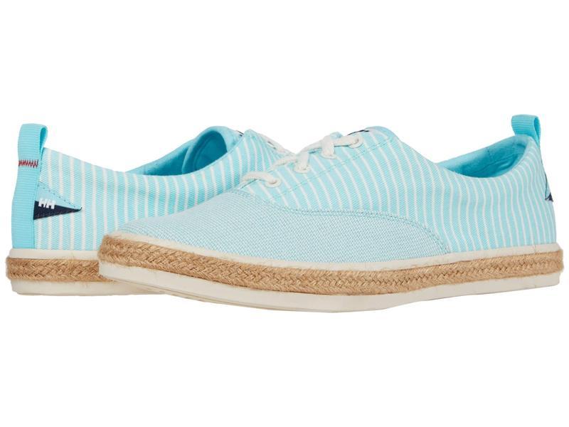 ヘリーハンセン レディース スニーカー シューズ Coraline Glacier Blue/Wh