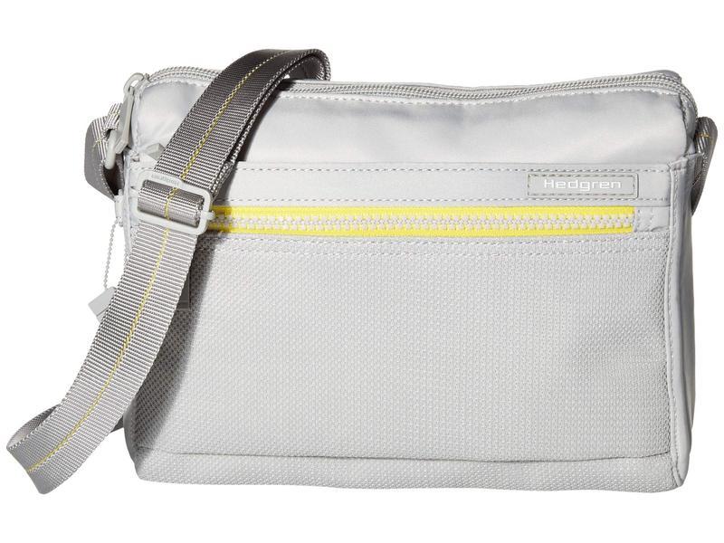 ヘドグレン レディース ハンドバッグ バッグ Eye RFID Shoulder Bag Active Grey
