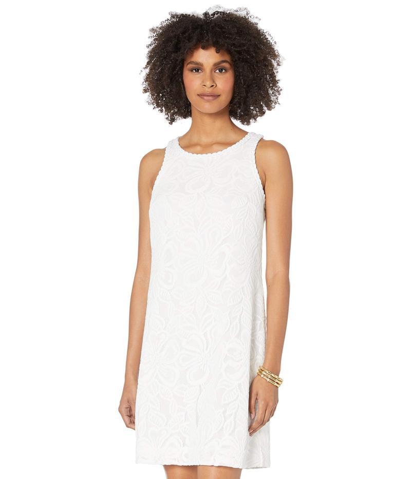 リリーピュリッツァー レディース ワンピース トップス Marquette Shift Dress Resort White Wi