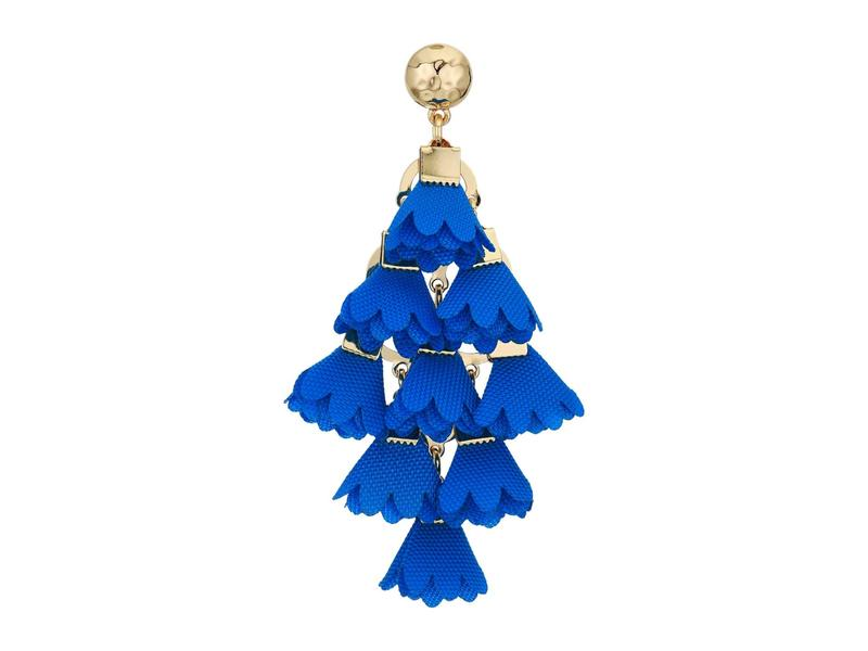 リリーピュリッツァー レディース ピアス・イヤリング アクセサリー Hey Bouquet Earrings Bennet Blue