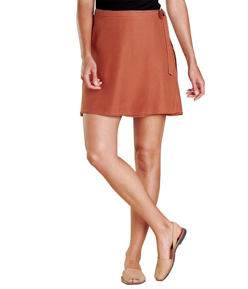 ドード アンドコー レディース スカート ボトムス Hillrose Wrap Skirt Coconut Shell