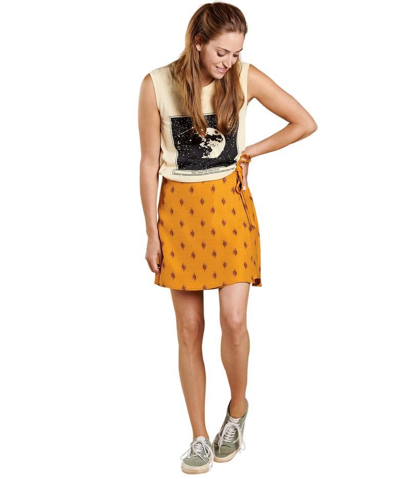 ドード アンドコー レディース スカート ボトムス Hillrose Wrap Skirt Sunset Geo Moti