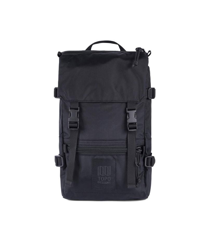 トポ・デザイン メンズ バックパック・リュックサック バッグ Rover Pack - Mini Black/Black