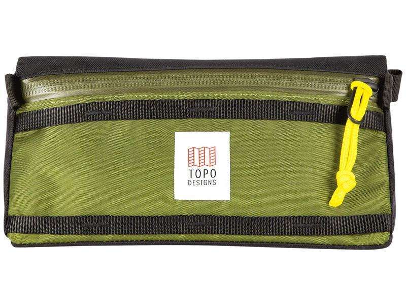 トポ・デザイン メンズ ボディバッグ・ウエストポーチ バッグ Bike Bag Olive/Olive
