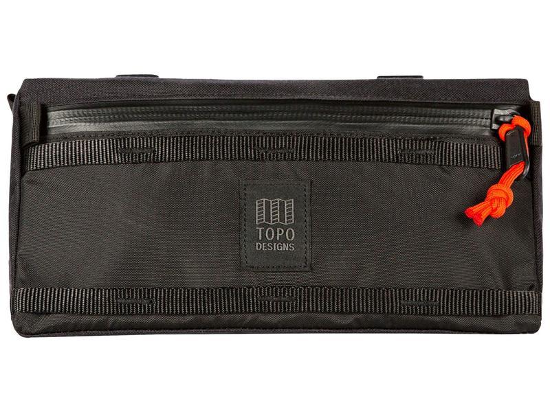 トポ・デザイン メンズ ボディバッグ・ウエストポーチ バッグ Bike Bag Black/Black