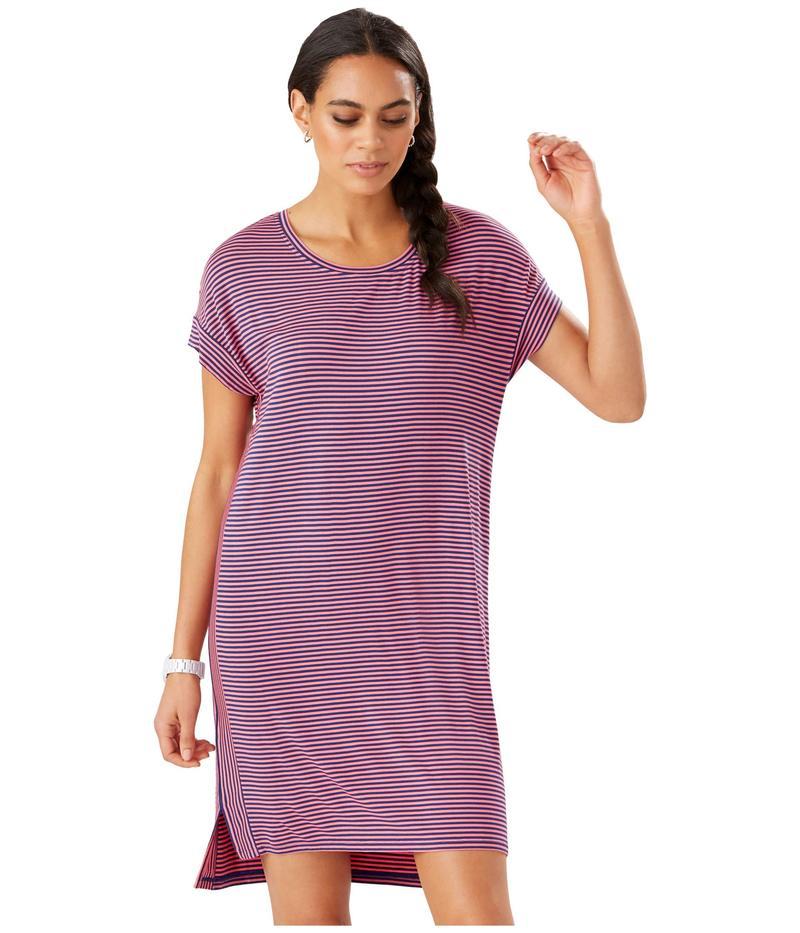 トッミーバハマ レディース ワンピース トップス Cassia Stripe T-Shirt Dress Tutti Frutti/Is
