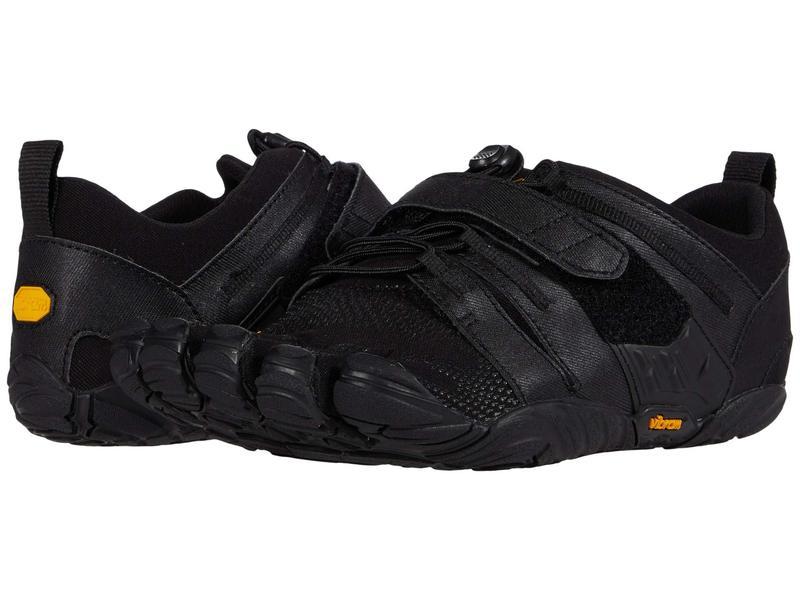 ビブラムファイブフィンガーズ メンズ スニーカー シューズ V-Train 2.0 Black/Black