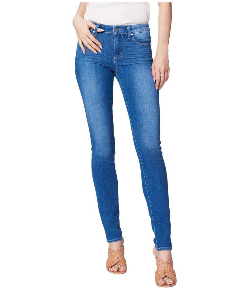 ペイジ レディース デニムパンツ ボトムス Skyline Skinny Jeans in Forever Forever