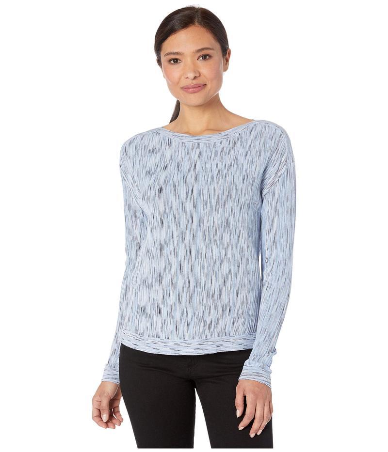 ニックプラスゾーイ レディース ニット・セーター アウター Daytrip Sweater Light Sky