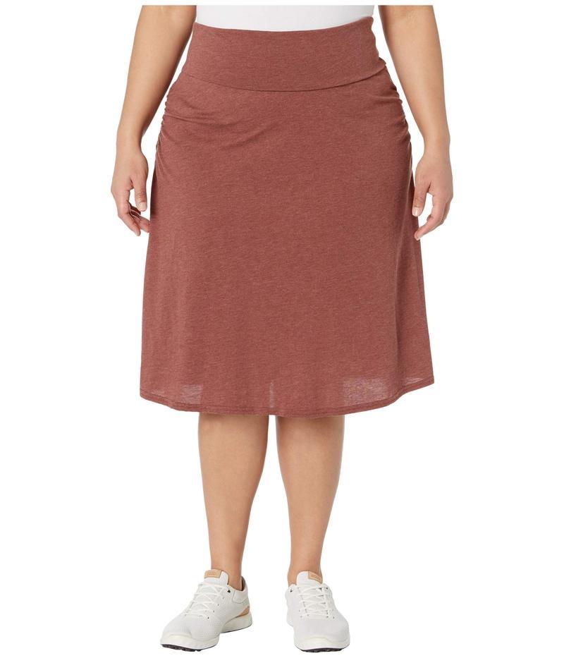 プラーナ レディース スカート ボトムス Plus Size Valencie Skirt Vino