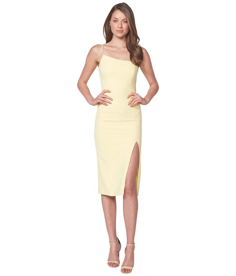 バードット レディース ワンピース トップス Suzana Midi Dress Limoncello