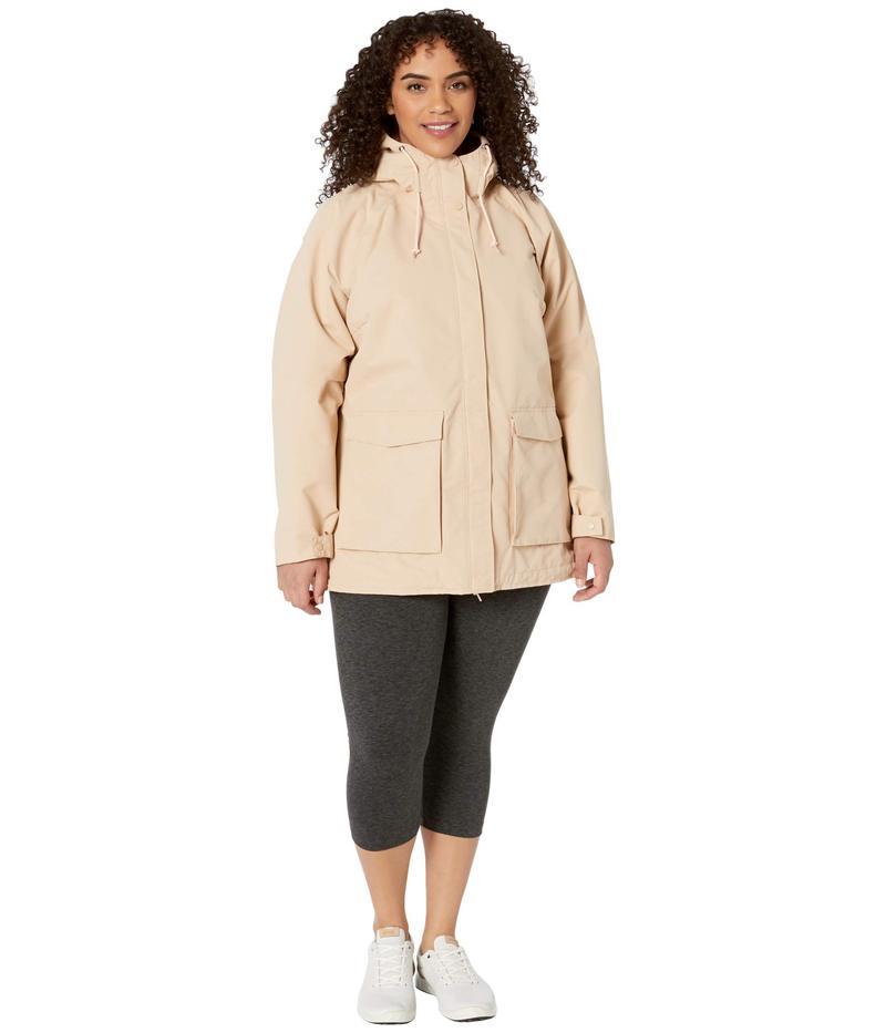 コロンビア レディース コート アウター Plus Size South Canyon¢ Jacket Natural Tan