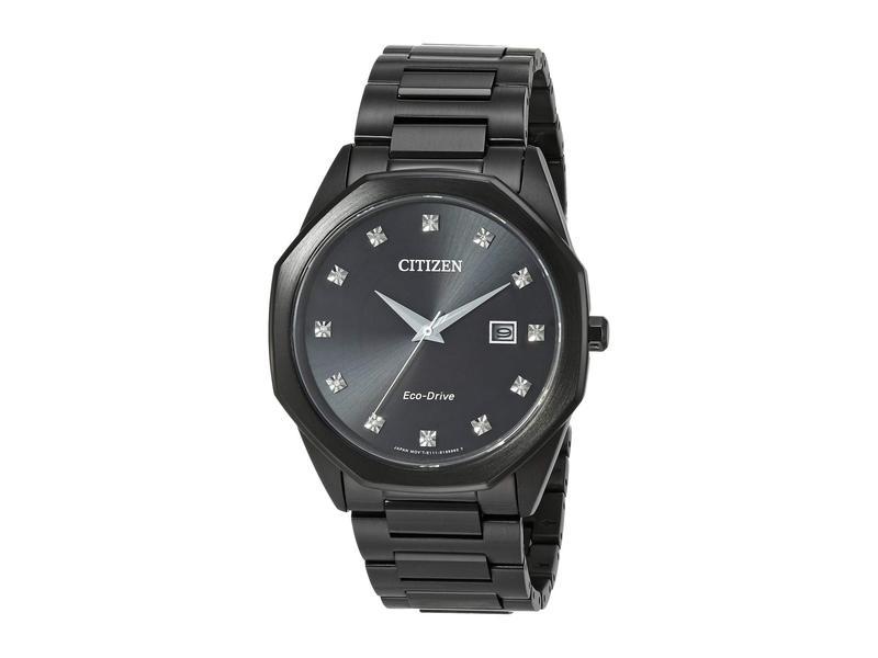 シチズンウォッチ メンズ 腕時計 アクセサリー Corso BM7495-59G Black