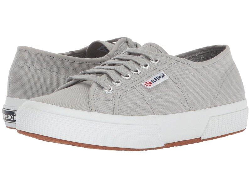 スペルガ メンズ スニーカー シューズ 2750 COTU Classic Sneaker Light Grey