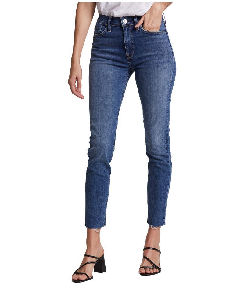 ハドソンジーンズ レディース デニムパンツ ボトムス Barbara High-Waist Super Skinny Ankle Jeans in Surpass Surpass