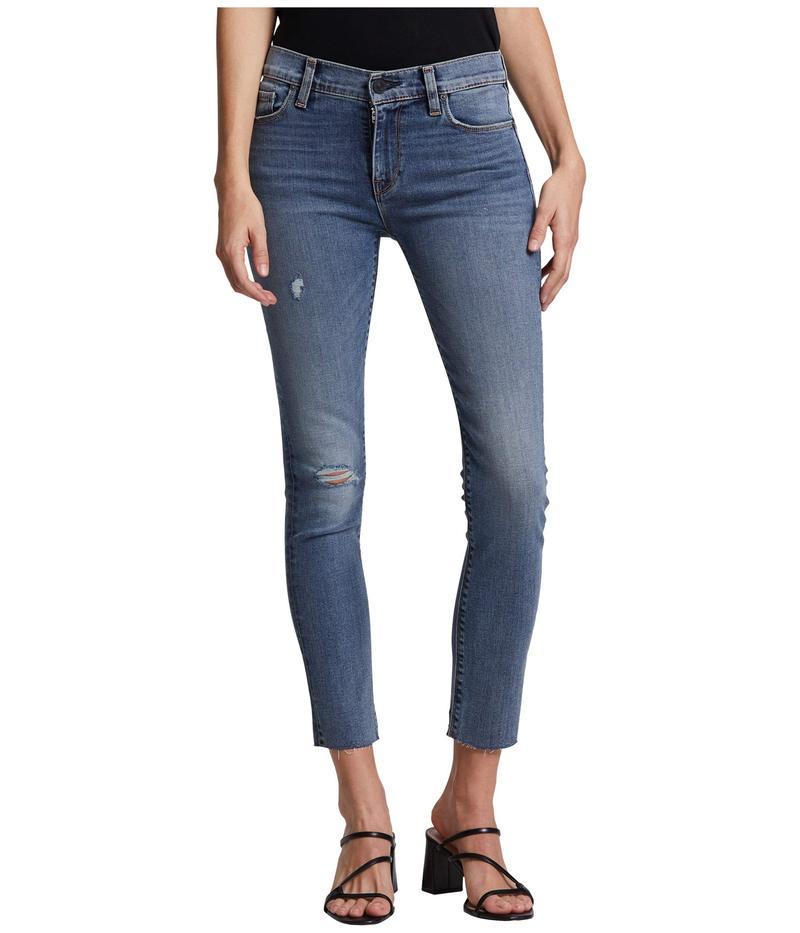 ハドソンジーンズ レディース デニムパンツ ボトムス Nico Mid-Rise Skinny Jeans in Unregulated Unregulated