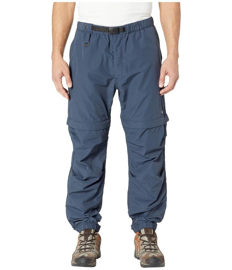 スノーピーク メンズ カジュアルパンツ ボトムス Camping Two-Way Field Pants Navy