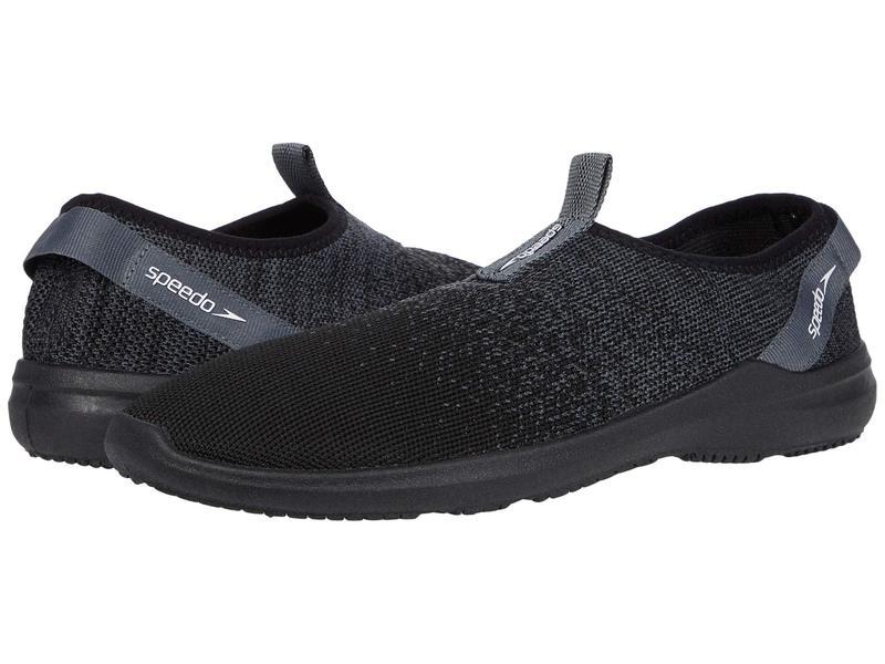スピード メンズ スニーカー シューズ Surf Knit Pro Black/White