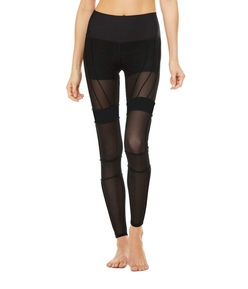 アロー レディース カジュアルパンツ ボトムス High-Waist Solstice Leggings Black