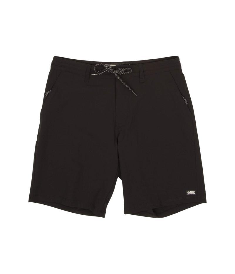ソルティークルー メンズ ハーフパンツ・ショーツ ボトムス Breakline Utility Shorts Black