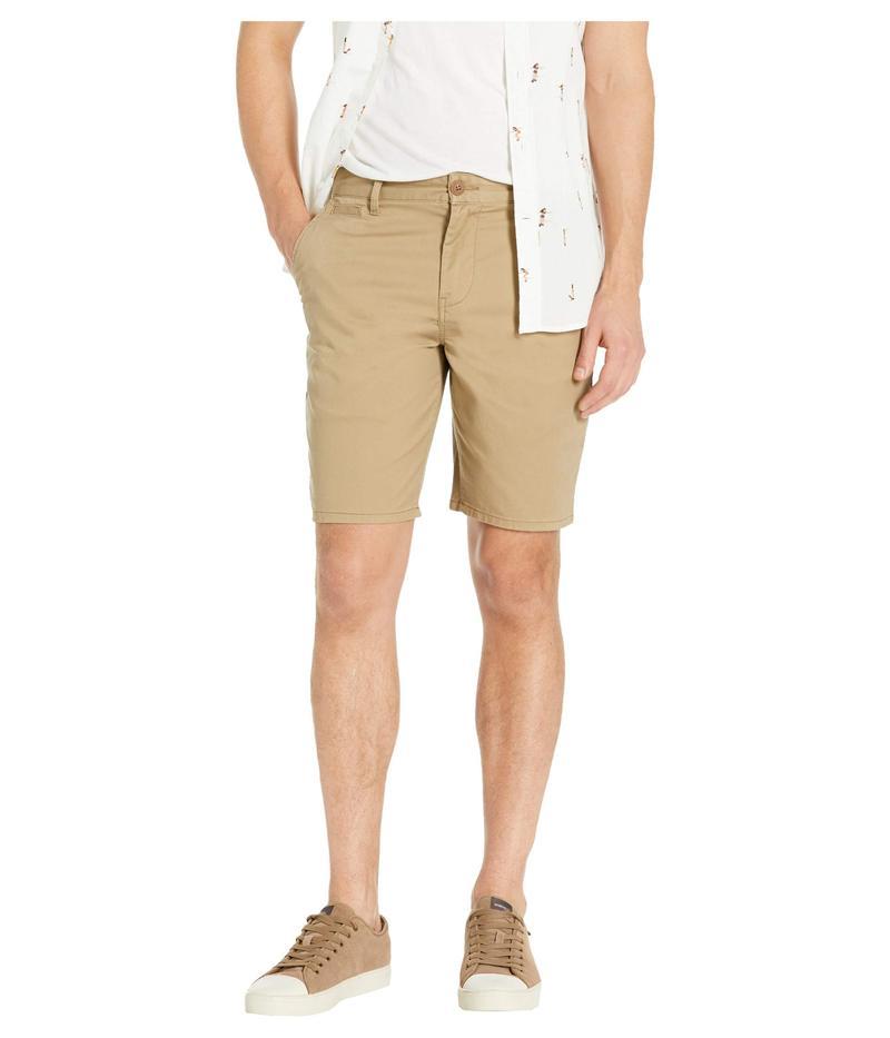 クイックシルバー メンズ ハーフパンツ・ショーツ ボトムス New Everyday Union Stretch Shorts Elmwood