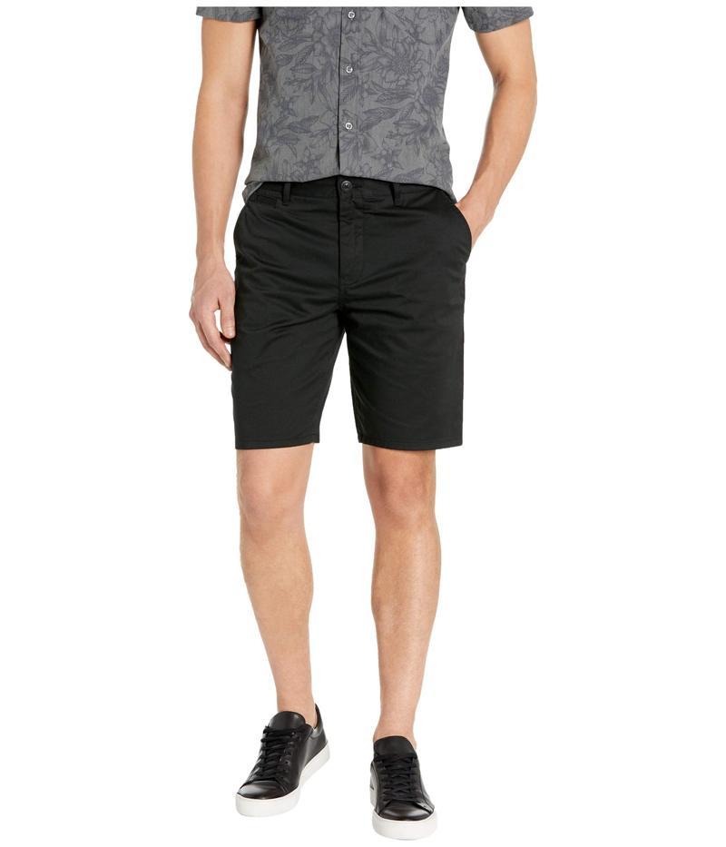 クイックシルバー メンズ ハーフパンツ・ショーツ ボトムス New Everyday Union Stretch Shorts Black