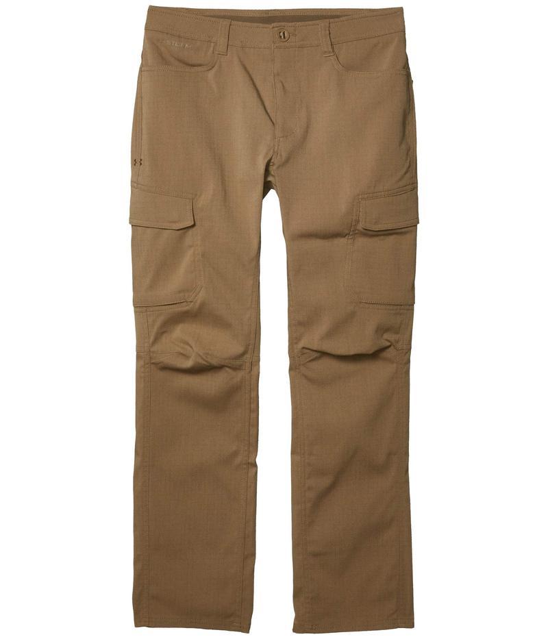 アンダーアーマー メンズ カジュアルパンツ ボトムス Tac Cargo Stretch RS Pants Bayou/Bayou