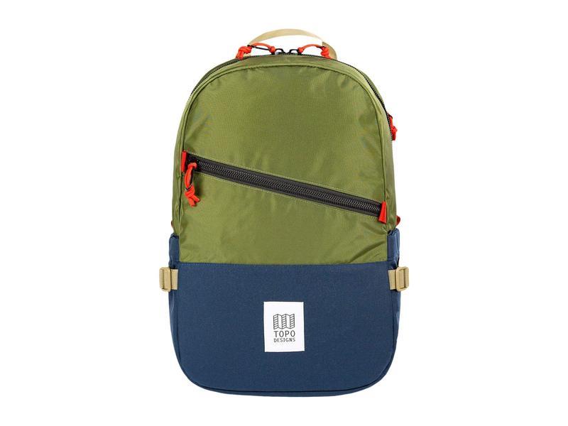 トポ・デザイン メンズ バックパック・リュックサック バッグ Standard Pack Olive/Navy