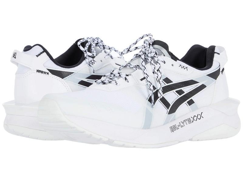 アシックス メンズ スニーカー シューズ GEL-Lyte XXX White/Black