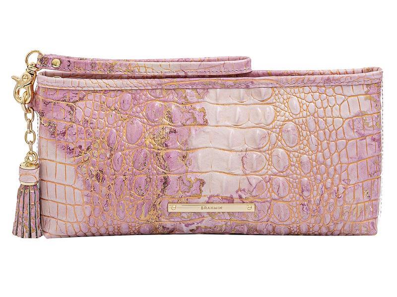ブランミン レディース ハンドバッグ バッグ Melbourne Kayla Bag Lilac