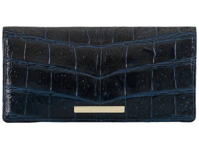 ブランミン レディース 財布 アクセサリー Veil Ady Wallet Bluebonnet