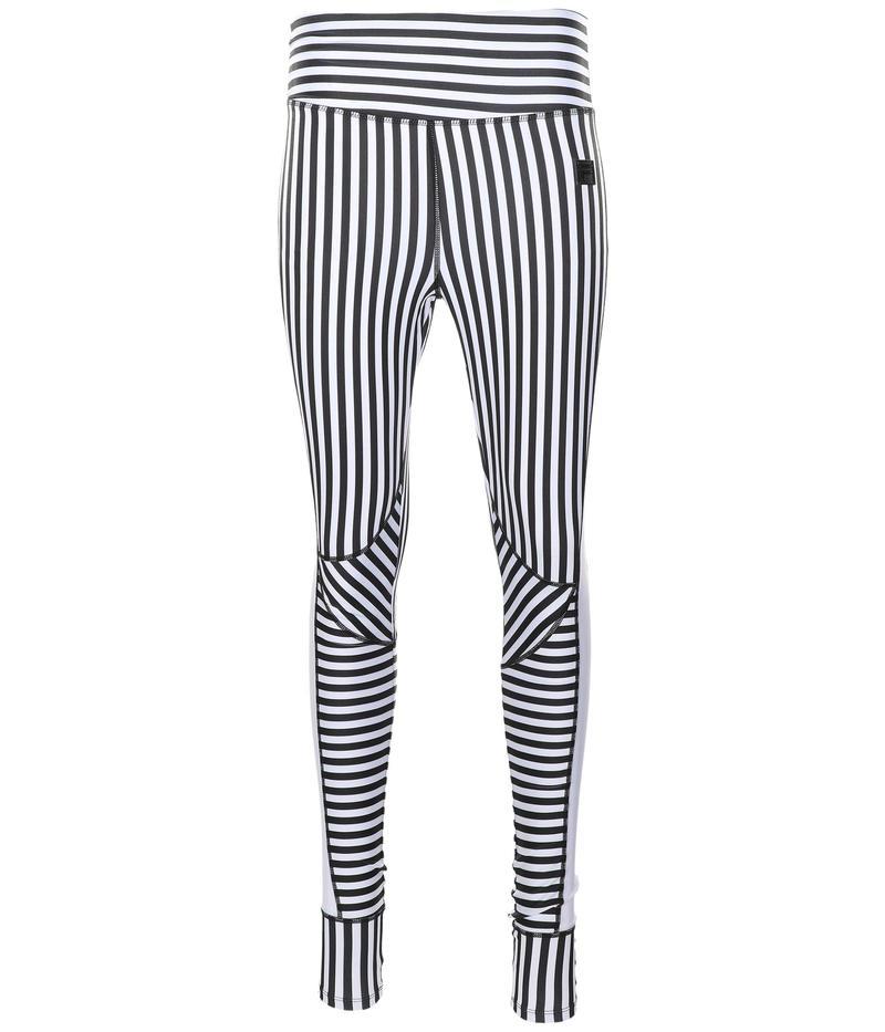 フィラ レディース カジュアルパンツ ボトムス Monica Tights White/Black Str