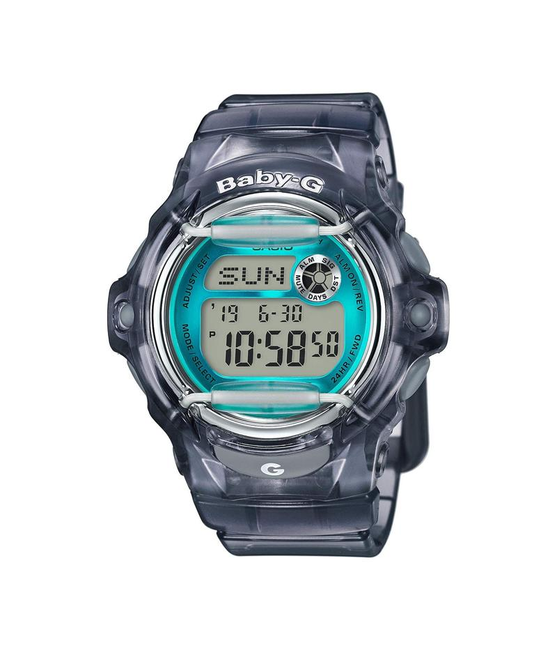 ジーショック レディース 腕時計 アクセサリー BG169R-8B Grey/Blue
