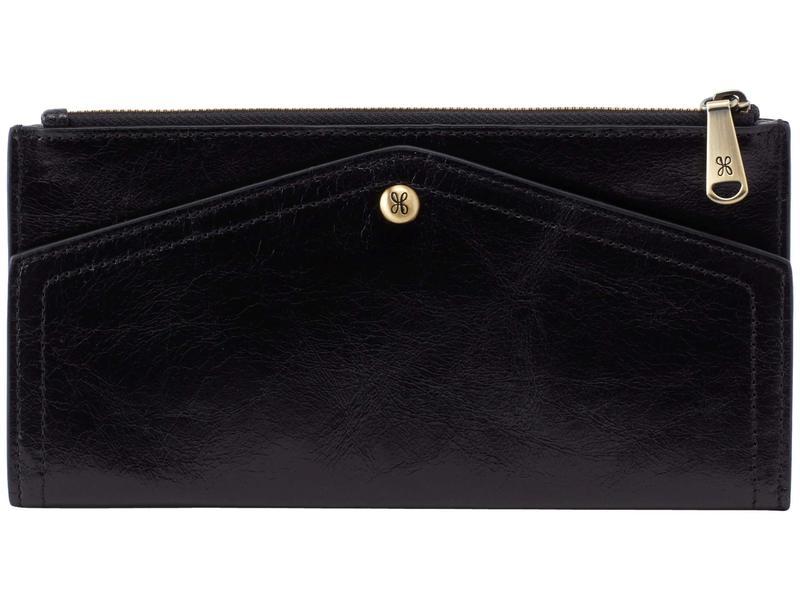 ホボ レディース 財布 アクセサリー Esprit Black