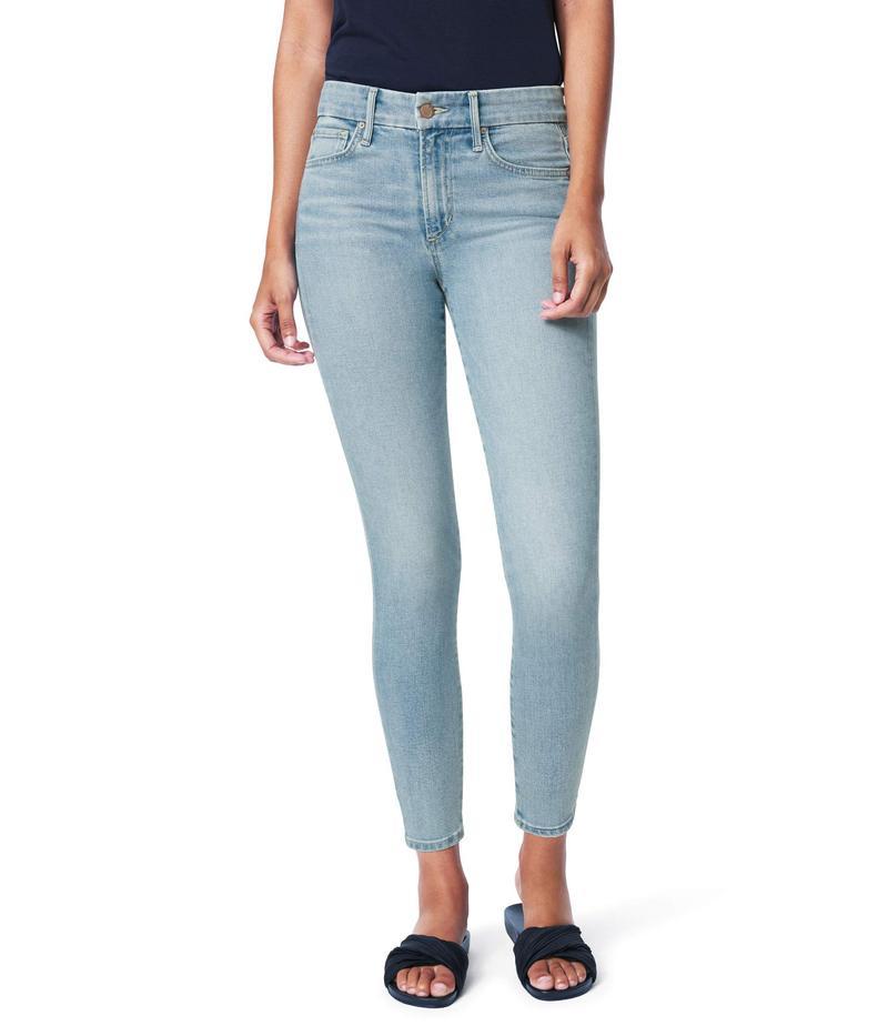 ジョーズジーンズ レディース デニムパンツ ボトムス Icon Crop Jeans in Plumeria Plumeria