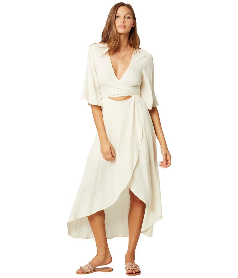 エルスペース レディース ワンピース トップス Kellen Dress Cream