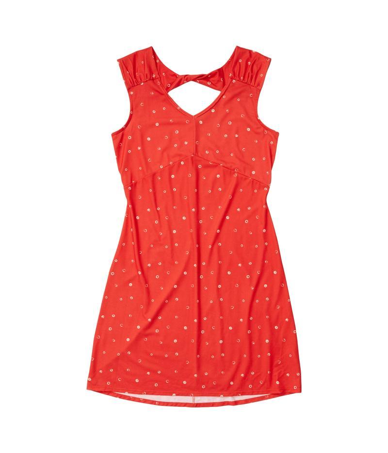 マーモット レディース ワンピース トップス Annabelle Dress Victory Red Pol