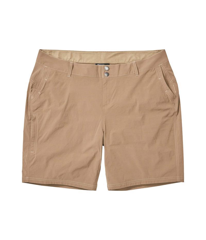 マーモット レディース ハーフパンツ・ショーツ ボトムス Plus Size Kodachrome Shorts Desert Khaki