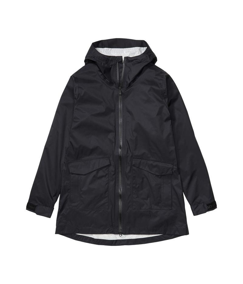 マーモット レディース コート アウター Ashbury PreCip Eco Jacket Black
