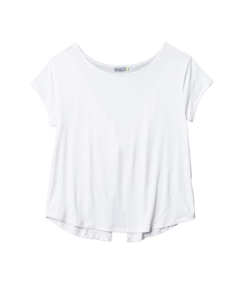 タスクパフォーマンス レディース シャツ トップス Athena Top White