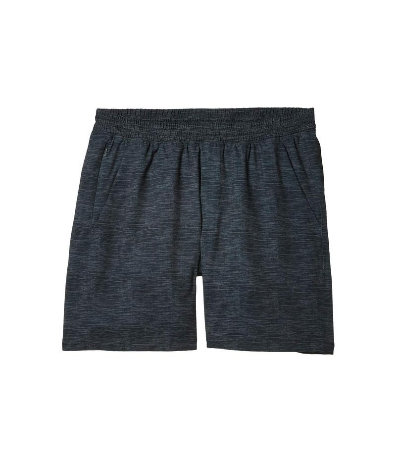 ノーマルブランド メンズ ハーフパンツ・ショーツ ボトムス 7 Bros Workout Shorts Black