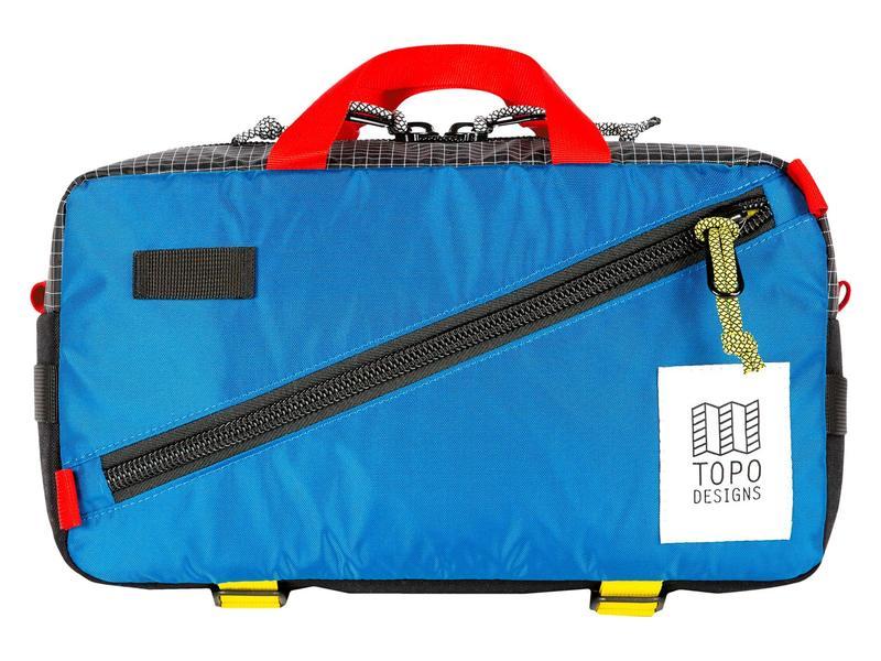 トポ・デザイン メンズ ハンドバッグ バッグ Quick Pack Blue/Black Rips