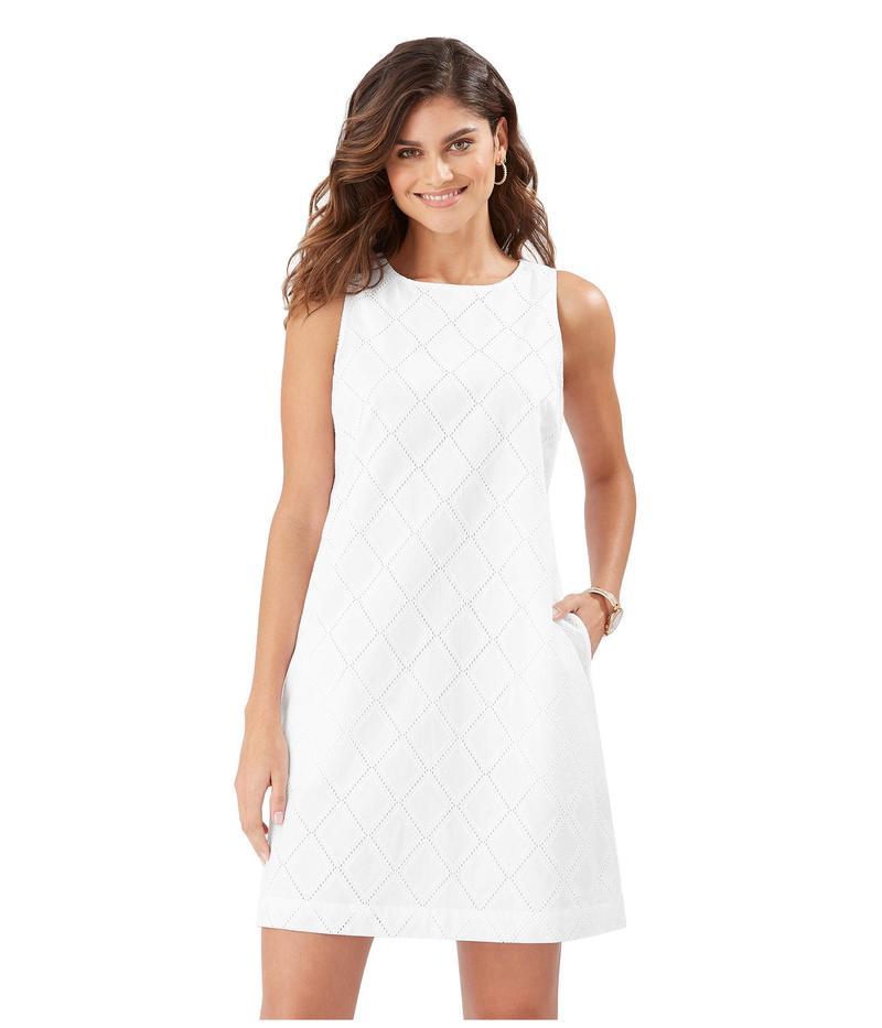 トッミーバハマ レディース ワンピース トップス Villa View Short Dress White
