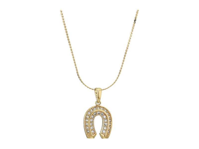 バネッサモーネイ レディース ネックレス・チョーカー・ペンダントトップ アクセサリー The Superstitious Necklace Gold