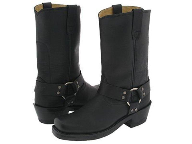 ドゥランゴ レディース ブーツ・レインブーツ シューズ RD510 Black Smooth Leather