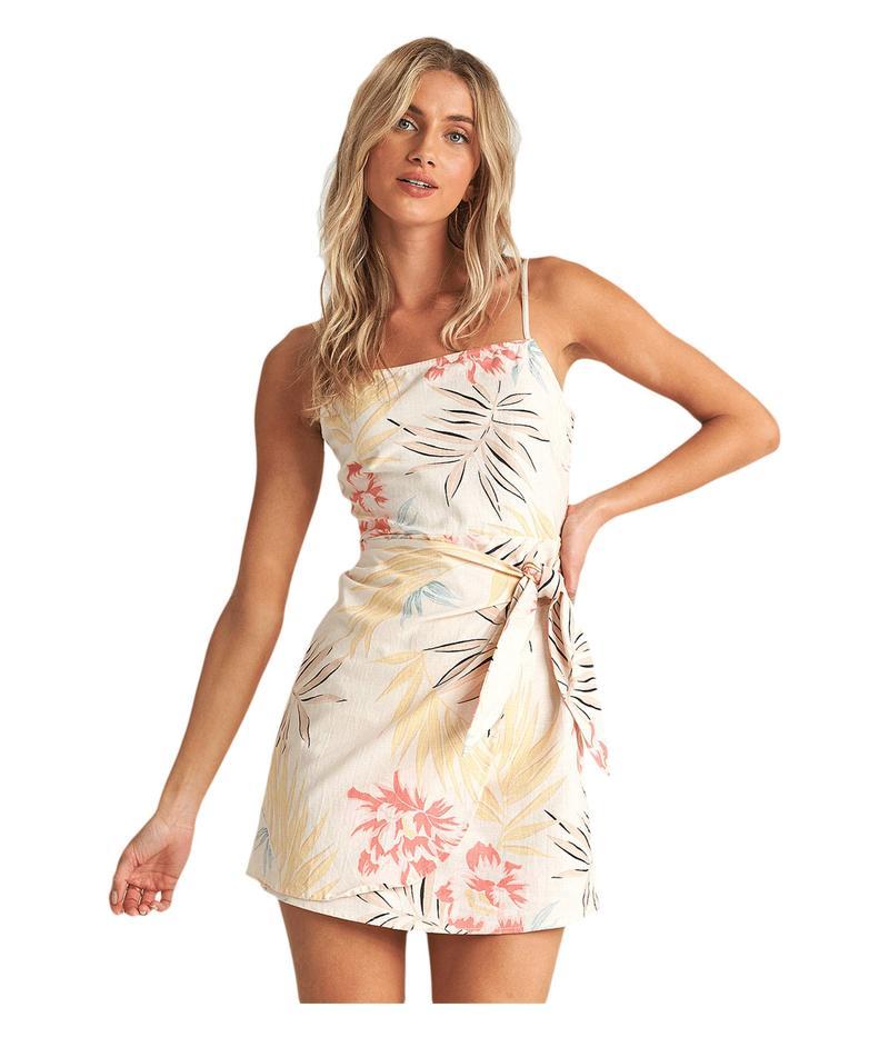ビラボン レディース ワンピース トップス Island Hopper Dress Whisper